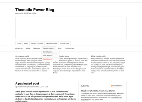 thematic-power-blog