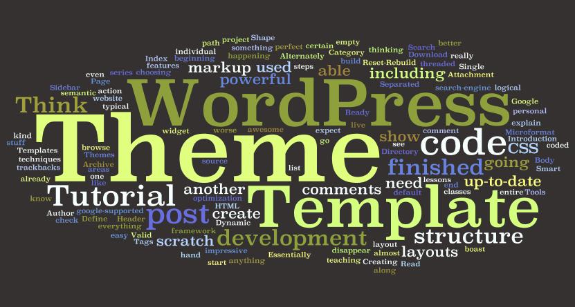 how to create a wordpress theme the ultimate wordpress theme