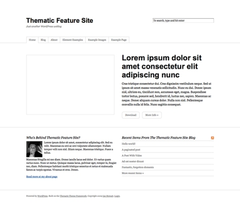 feature-site