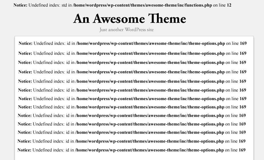 Theme Code Matters, Too – ThemeShaper
