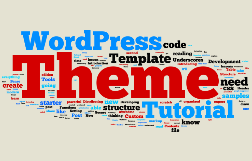 The Theme Shaper WordPress Theme Tutorial: 2nd Edition