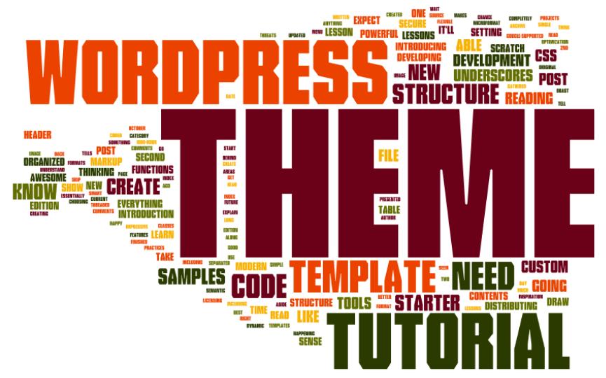 The Theme Shaper WordPress Theme Tutorial: 2nd Edition