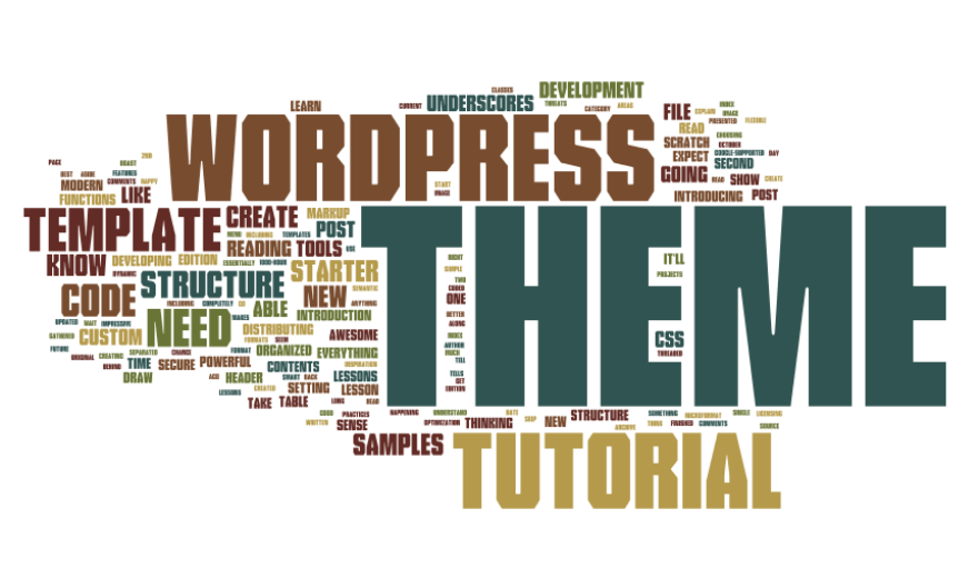 How to Create a WordPress Theme 2nd Edition