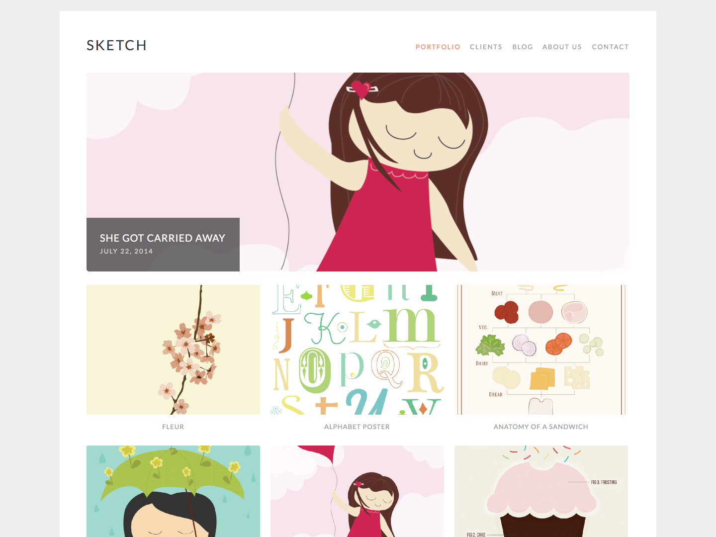 Five New Themes Come to WordPress.org – ThemeShaper