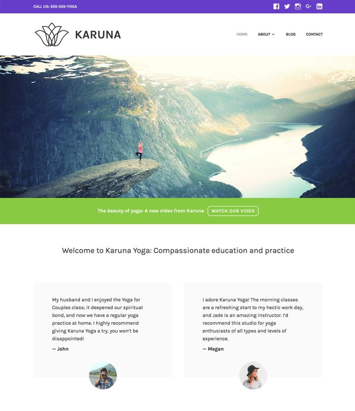 Karuna screenshot