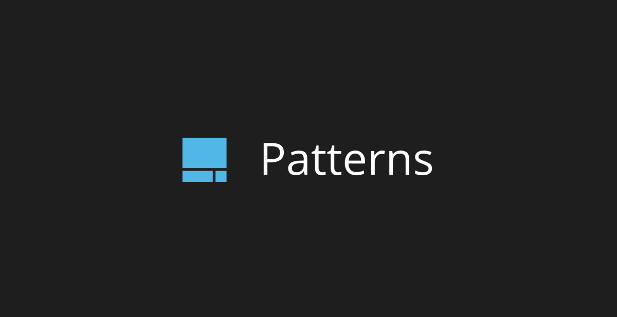 Getting Started with Block Themes: Patterns
